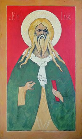 Karl Marx som Elias