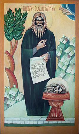 Rasputin som Johannes