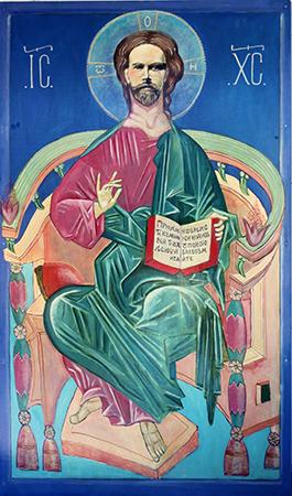 Nikolai 2. som Jesus
